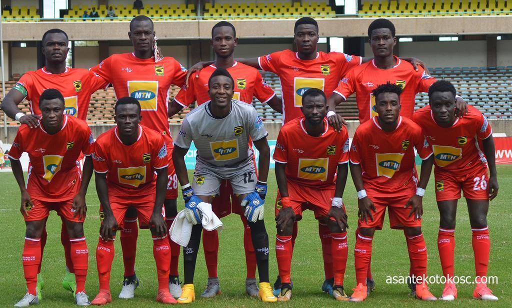 Ghana Premier League- Asante Kotoko confirmed lineup against Legon Cities FC, Imoro Ibrahim handed debut start