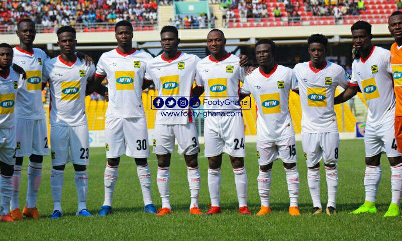 Legon Cities FC 1-3 Asante Kotoko, as it happened