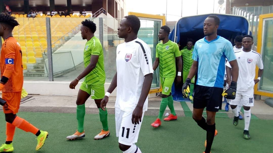 Inter Allies 2-1 Bechem United, as it happened, Ghana Premier League 2019-2020