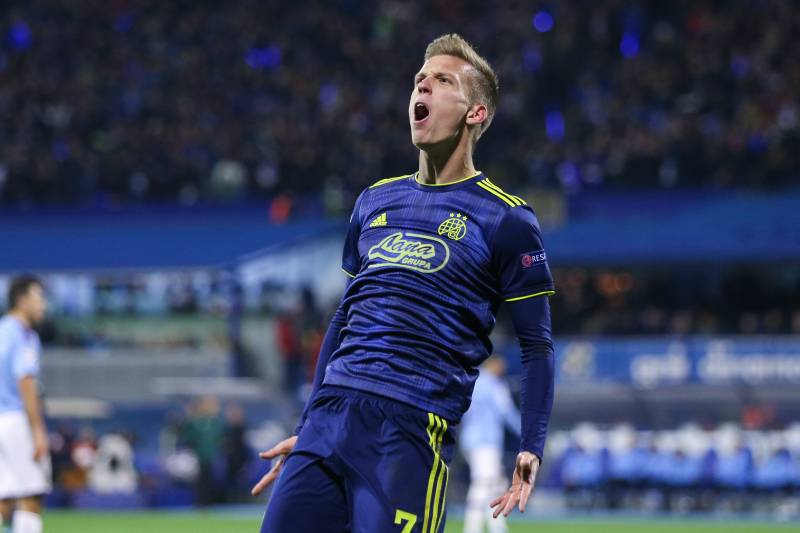 DINAMO ZAGREB star Dani Olmo is emerging as a major name of the January window with Barcelona confident of a deal for the attacker