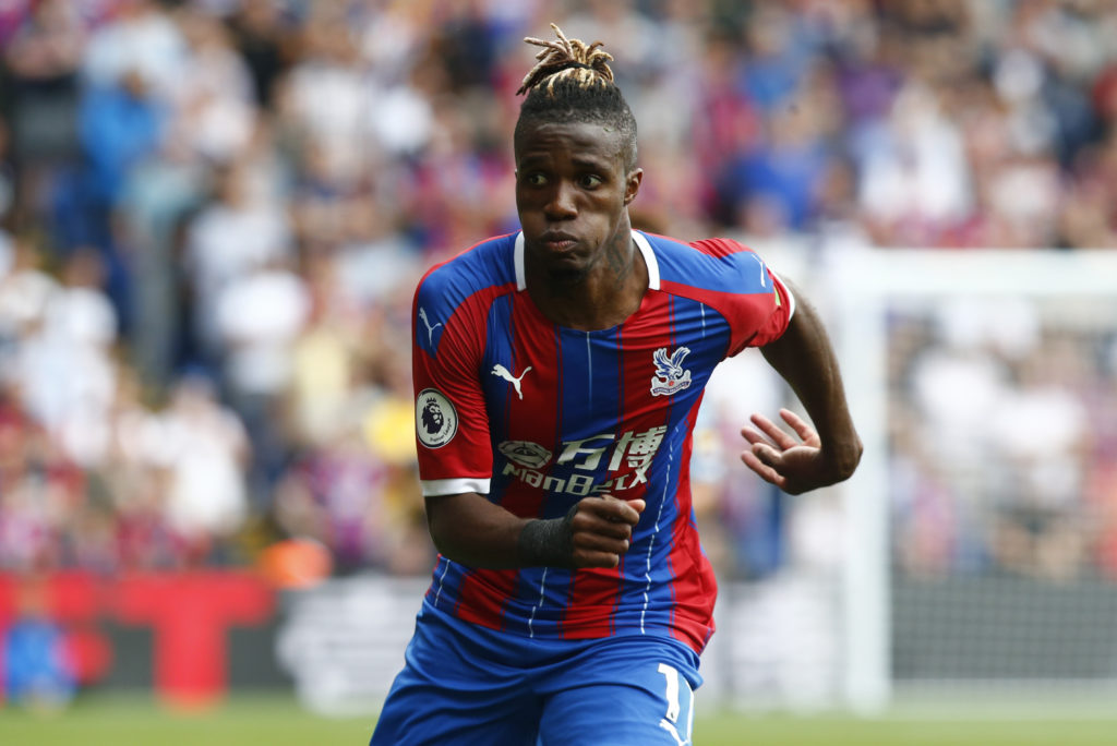 Wilfried Zaha hires Pini Zahavi to get deal away from Palace done and dusted as he meets the new agent this week