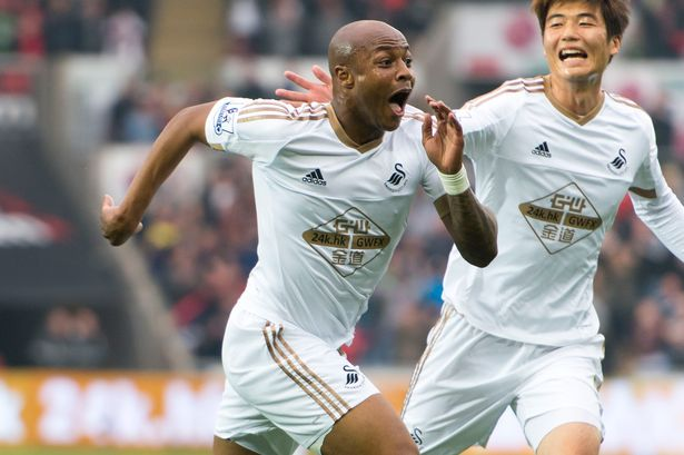Andre Ayew shortlisted for Championship Player of the Month: December Nominee