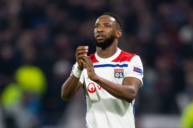 Chelsea have verbally agreed personal terms with Lyon striker Moussa Dembele