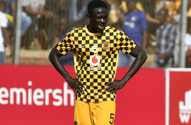 Ghana midfielder James Kotei set to join YANGA after his Kaizer Chiefs replacement Anthony Akumu spotted in Chiefs' Village
