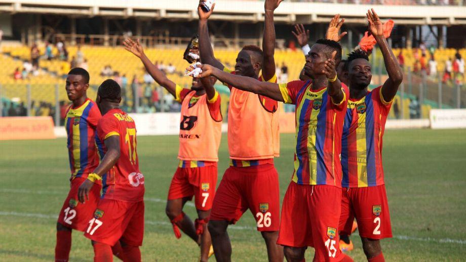 Kofi Kodzi second half strike against 'Dreams FC' in GPL week 7 gets Hearts of Oak back to winning ways after Kotoko defeat
