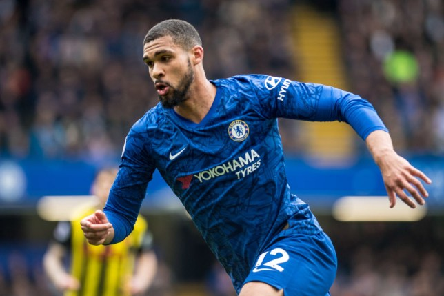 Chelsea midfielder Ruben Loftus-Cheek moves closer towards returning to first-team action after playing 60 minutes for Chelsea's development squad