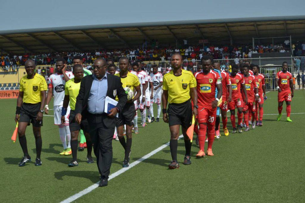 WAFA 0-0 Asante Kotoko, as it happened, 2019-2020 Ghana Premier League Week 8