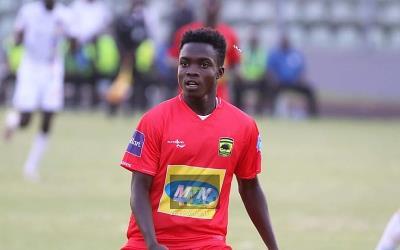 EXCLUSIVE: Kotoko wonder kid Matthew Cudjoe arrives in Ghana after Bayern Munich trails