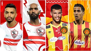 CAF Super Cup: Esperance vs Zamalek Confirmed Lineups_ Kwame Bonsu stars for Esperance