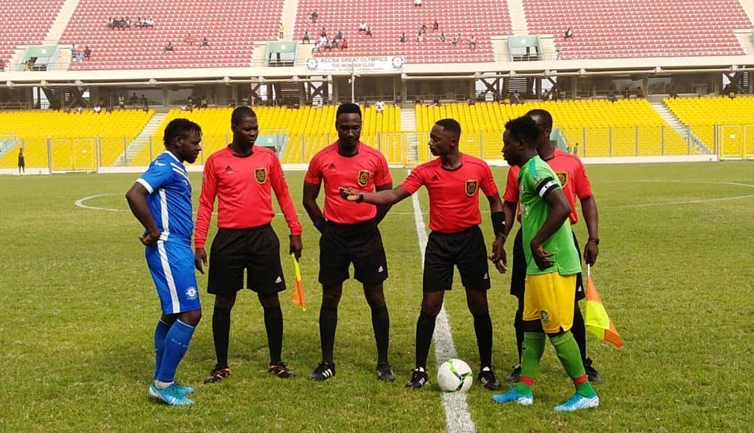 EXCLUSIVE: Ghana Premier Week 10 Match summary from All League Centers, Hearts got it late, Kotoko held by Ash Gold and Aduana humiliated at Liberty