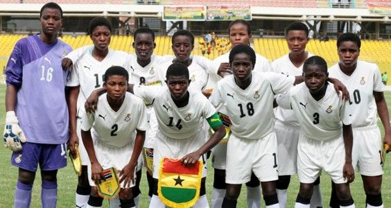 Ghana Black Maidens begins 2020 FIFA U-17 Women's World Cup with a 2-0 victory over Liberia