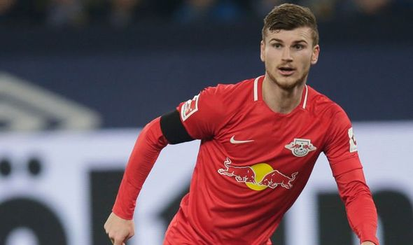 Timo Werner transfer tussle begins as Manchester United table offer but Werner awaits deal from Liverpool