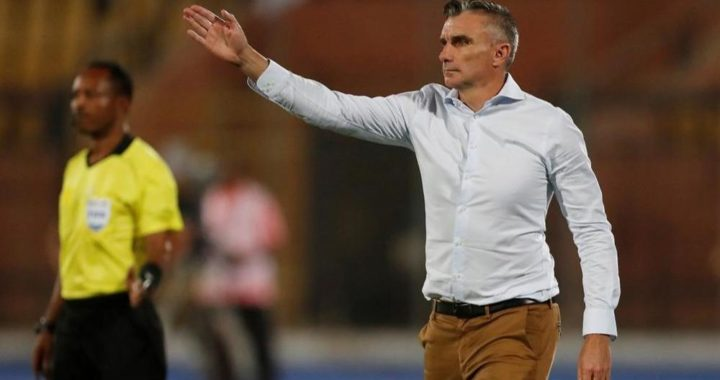 ZAMALEK relishing the appointment of Partrice Carteron in continental campaign