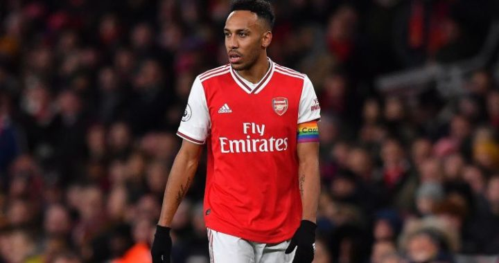 Mikel Arteta urges Arsenal to extend Aubameyang contract