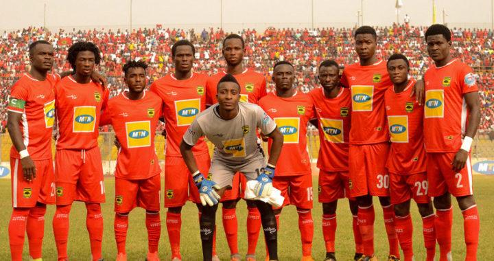 Asante Kotoko name 19-man squad for Karela United game, Songne Yacouba included