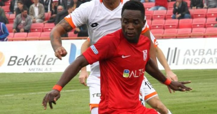 Mahatma Otoo on target for Balikesirspor as side earn a vital away point against Adanaspor, dedicates goal to 'late' mother