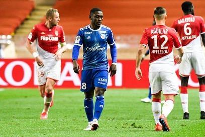 Strasbourg name Black Stars striker Abdul Majeed Waris player of the month February