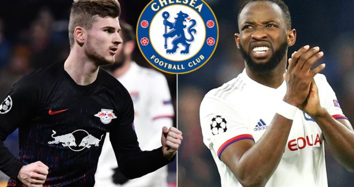 Chelsea forced to switch attention to Lyon forward Moussa Dembélé after a reported Timo Werner interest in Liverpool