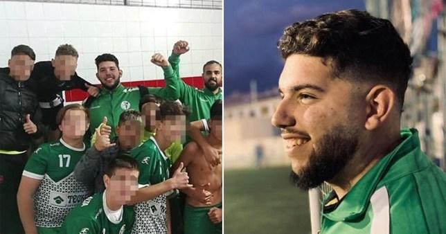 Covid-19: Spanish football manager Francisco Garcia dies of coronavirus