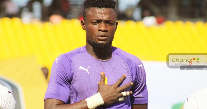 Kwame Baah- 'Keeping Asante Kotoko posts is nothing but a matter of hard work'