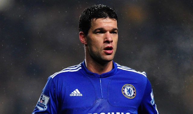 Michael Ballack regrets not retiring at Chelsea after leaving Stamford Bridge in 2010