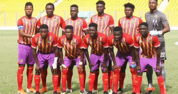 Hearts of Oak sign high rated winger Emmanuel Osei from Asokwa Deportivo
