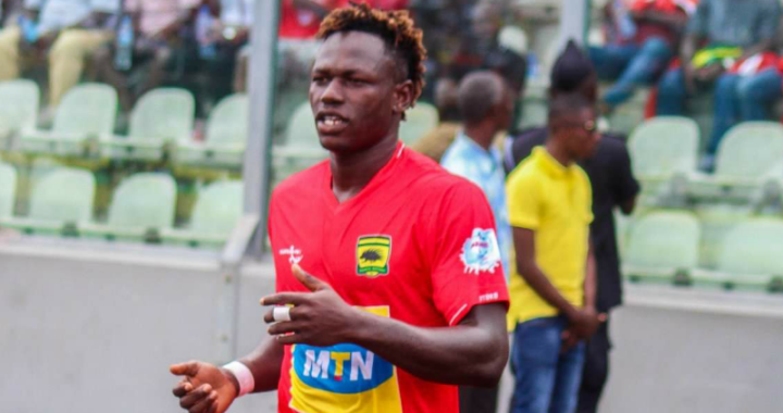 Dreams FC submit official bid to lure Richard Arthur from Asante Kotoko