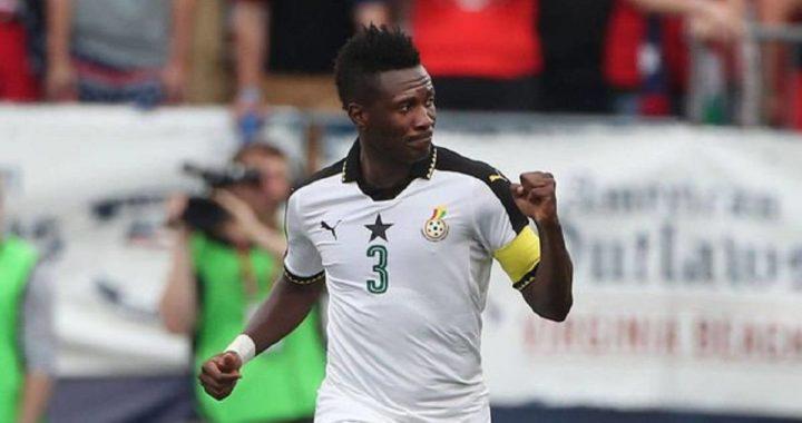 Asamoah Gyan reaffirms playing for Asante Kotoko before retirement