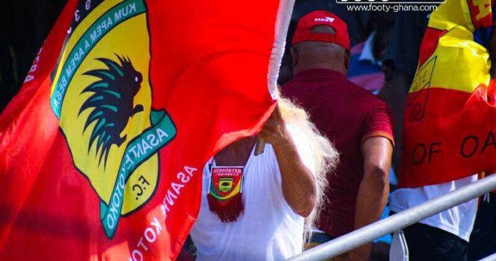 Ghana Premier League side Asante Kotoko face potential positive hearing from FIFA over Kwame Bonsu transfer fee