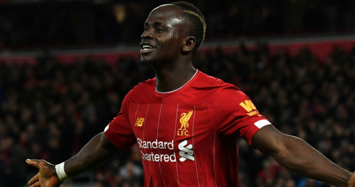 Sadio Mane will 'accept' fate if Liverpool fail to be crowned champions of Premier League