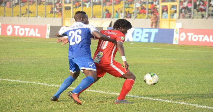 Medeama Sporting Club confirm negotiations with former Asante Kotoko striker Songne Yacouba