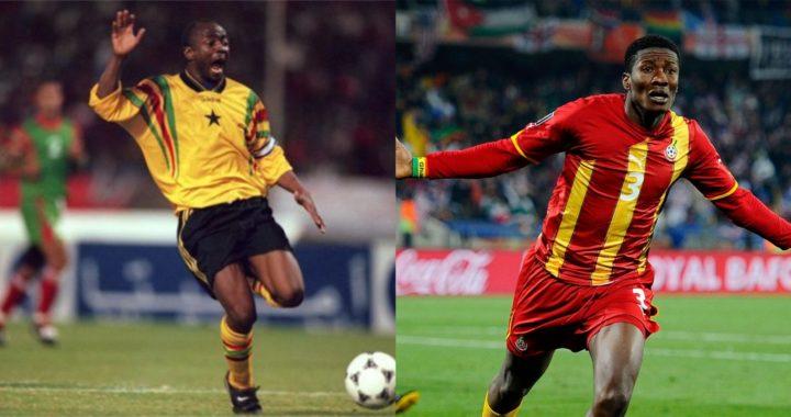 GFA boss Kurt Okraku names Abedi Pele and Gyan all-time 'fantastic' for Black Stars