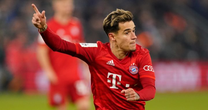 Manchester United enter into the race to sign Barcelona and Bayern Munich flop Philippe Coutinho