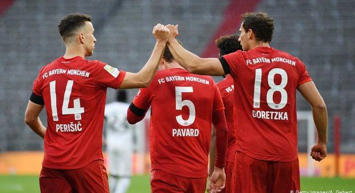 Match Report: Bayern Munich 5-2 Eintracht Frankfurt, as it happened