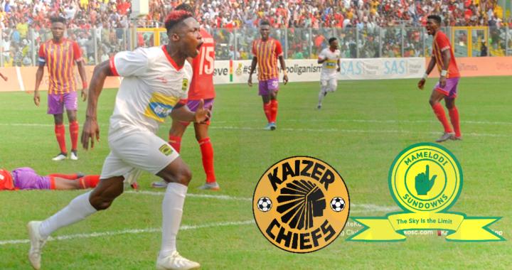 Kaizer Chiefs and Mamelodi Sundowns set to open transfer war for Asante Kotoko midfielder Justice Blay