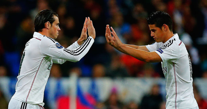 Real Madrid hierarchy orders club to sell Bale and James this summer amid Arsenal and Manchester United transfer