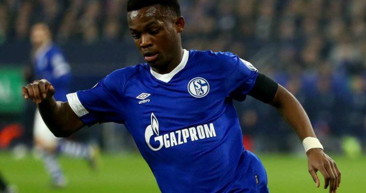 Manchester United find Jadon Sancho alternative in Schalke winger Rabbi Matondo
