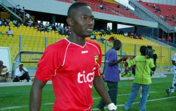 Ex Asante Kotoko striker Eric Bekoe reckons Bashiru Hayford as the best manager he has played under