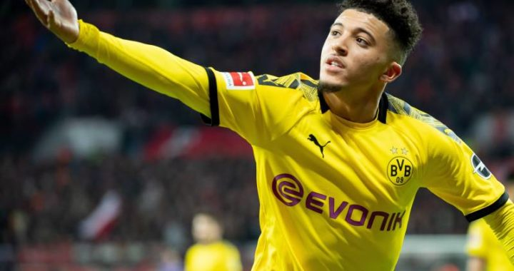 Jadon Sancho ready to reunite with Manchester City after telling a close friend