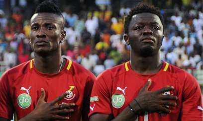 Asante Kotoko leading Hearts of Oak and Kaizer Chiefs in race to sign Muntari and Gyan