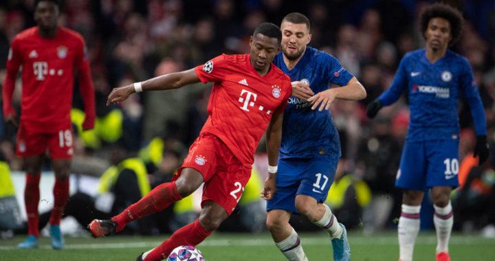 Bayern Munich thrash Chelsea 4-1 to make Champions League quarter final place against Barcelona