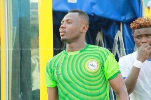 Kotoko goalkeeper Ibrahim Danlad opens to Hearts of Oak future move