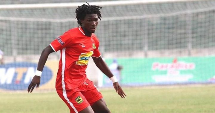 Tanzania giants Young Africans complete the signing of former Asante Kotoko forward Songne Yacouba