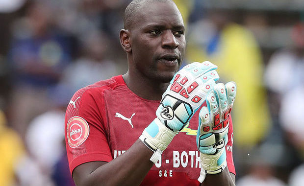 Denis Onyango welcomes competition from Mamelodi Sundowns new signing Ricardo Goss