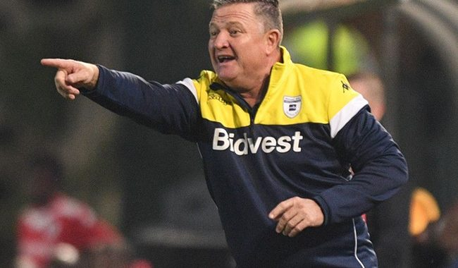 Kaizer Chiefs close to appointing Gavin Hunt as Ernst Middendorp replacement