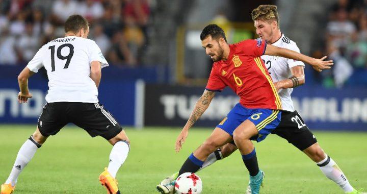 UEFA Nations League: Germany vs Spain confirmed line-ups as Leroy Sane starts