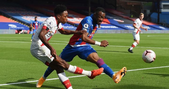 Jordan Ayew features in Crystal Palace 1-0 victory over Southampton