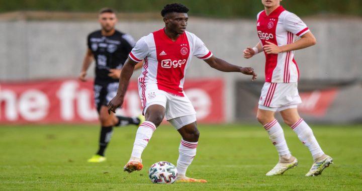 Ajax boss Eric Ten Hag satisfy with Kudus performance in preseason