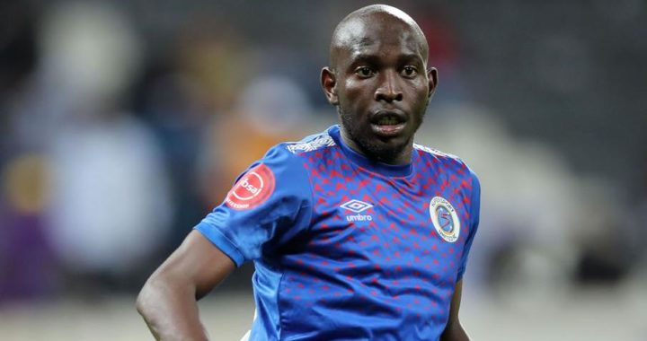 Mamelodi Sundowns officially complete signing of Aubrey Modiba from SuperSport United