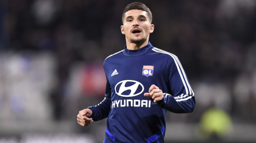 French champions PSG to battle Arsenal for Houssem Aouar